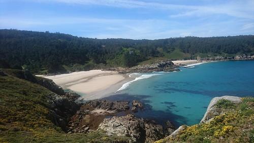 Praias de Rebordelo e San Pedro