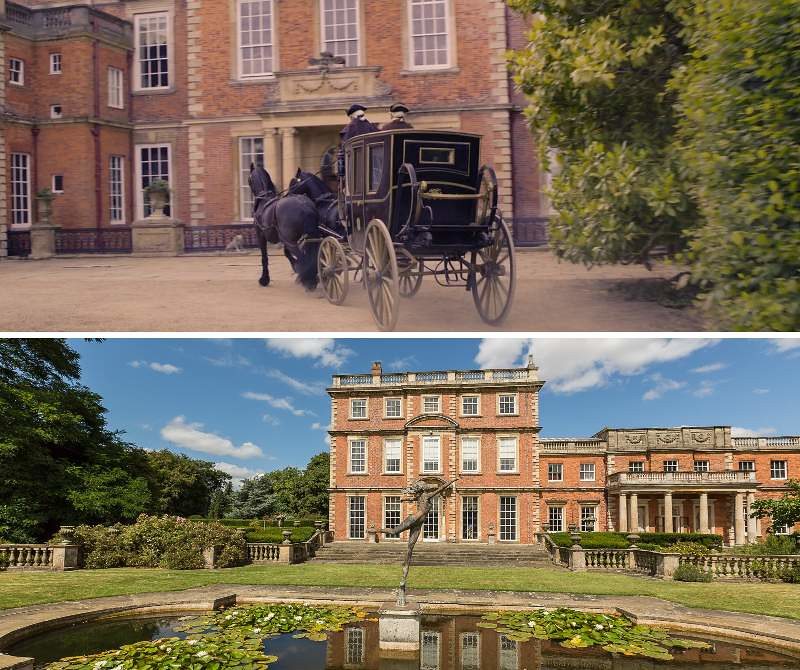 Newby Hall filming location