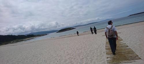 Praia da Ermida - Corme