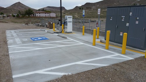Electric Highway in Tonopah