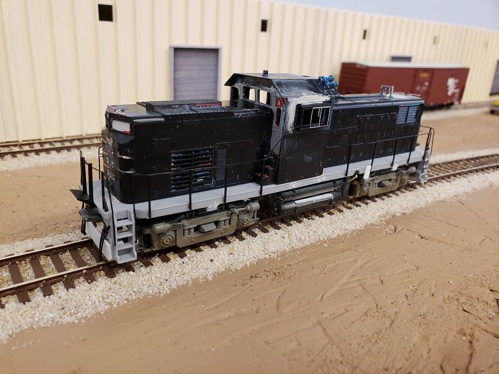 HO Alco C415 Project: Rail Car America 423 | Model Railroad Hobbyist