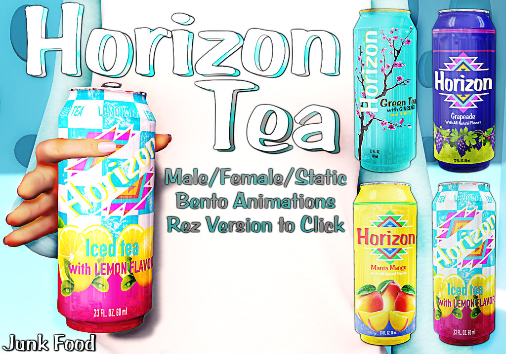 Junk Food – Horizon Tea Ad