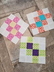 May 2019 Arrowhead Puzzle block for @gmarceline #dgsunitecircle  #dogoodstitches