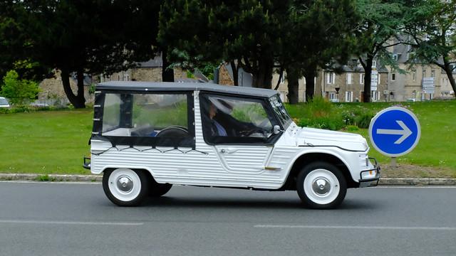 Citroën MEHARI 1968 1987