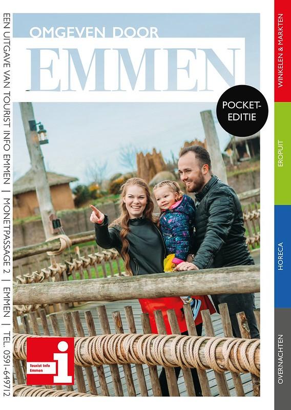 Omgeven door Emmen, pocket editie