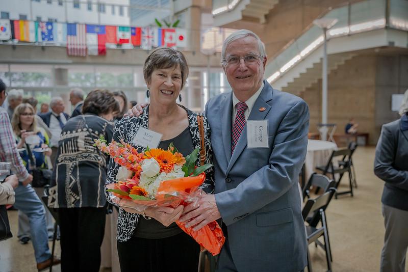 George Stancel, PhD, Retirement Celebration