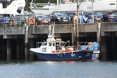 Fishing Boat DH1 NICKY V