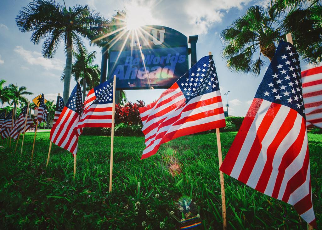 Memorial Day 2019 Photo By Margi Rentis Florida International