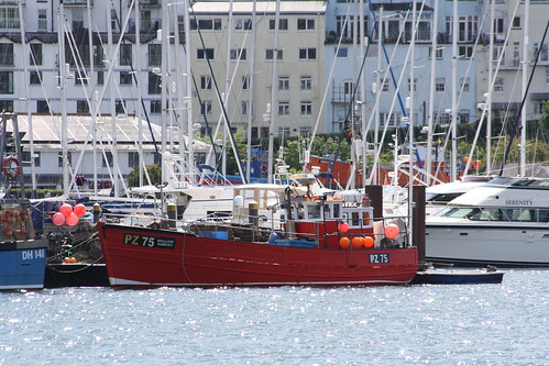 Fishing Boat PZ75 WILLIAM HARVEY