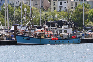 Fishing Boat DH149 NEWBROOK | by peterolding
