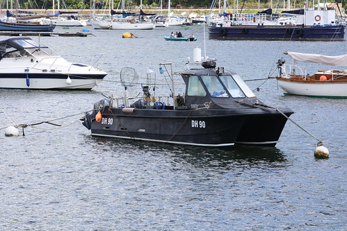 Fishing Boat DH90 SILVERFISH
