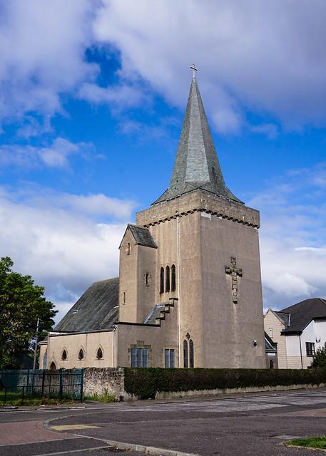 St Salvador's Episcopal kirk, Edinburgh