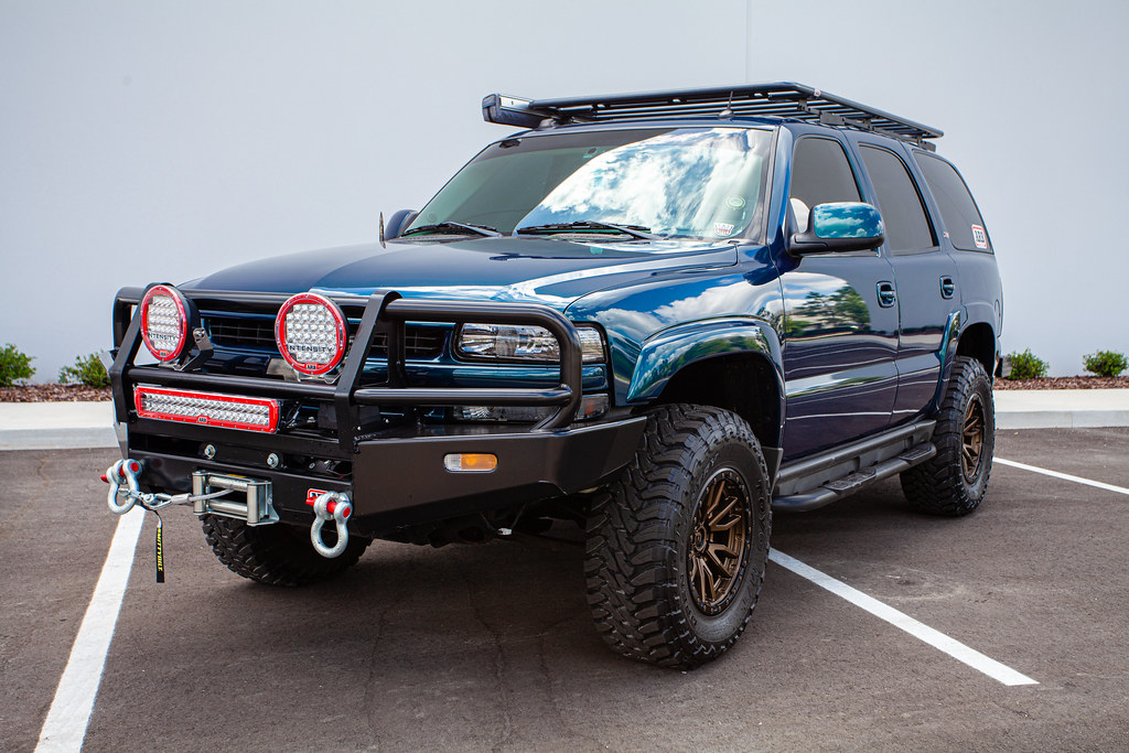SOLD SHIPPED TO ID ARB OVERLAND BUILD OUTSTANDING TAHOE ...