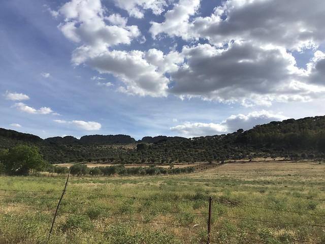 El Castellar. Zafra (Badajoz).