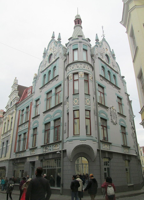 building in Tallinn, Estonia