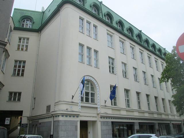 culture ministry, Tallinn, Estonia