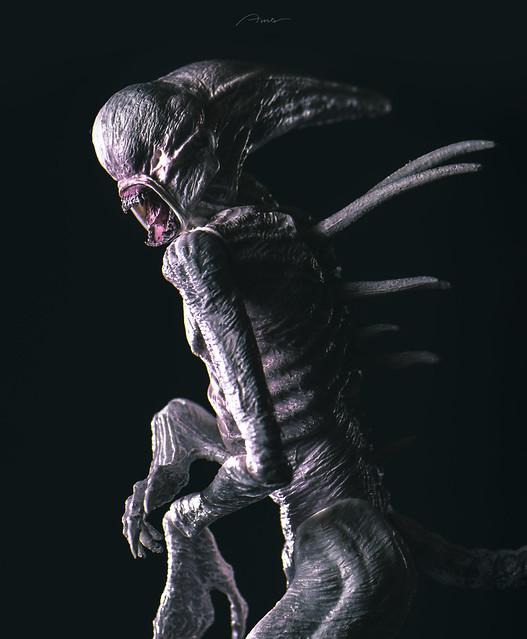 Neca Alien Covenant Neomorph