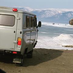 貝加爾湖北線遊冰湖出發!【浪遊旅人】http://bit.ly/1zmJ36B #bacpackerjim #lake #baikal #khuzhir #irkutsk #Ирку́тск #siberia #russia #россия #北途三國貝加爾