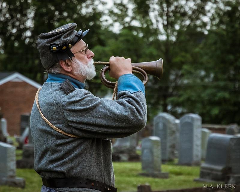 Fredericksburg Memorial Day Weekend Luminaria
