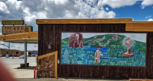 wyoming carboncounty rawlins us30 us287 outsideart mural thomasedison