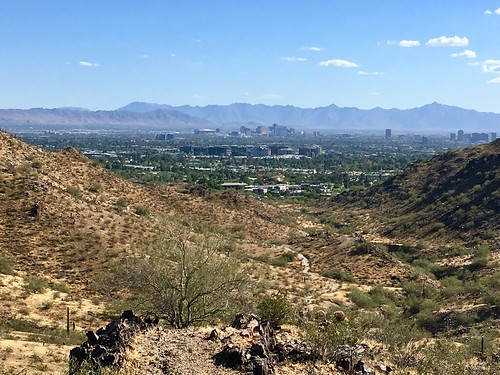 arizona mountainpark desert cityscape valleyofthesun phoenix