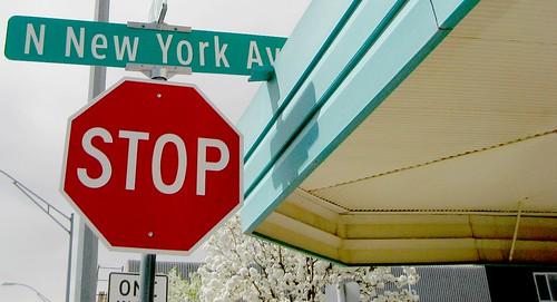 New York Avenue, Alamogordo