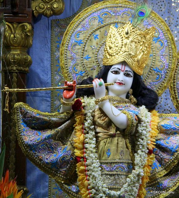 ISKCON Juhu Mangal Deity Darshan on 27th May 2019