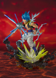 Figuarts ZERO 「SSGSS悟吉塔 展覽特別配色版」情報公開!SUPER SAIYAN GOD SUPER SAIYAN ゴジータ -Event Exclusive Color Edition-