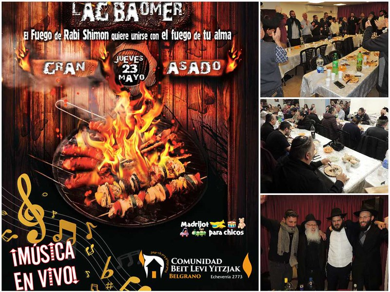 Lag Baomer 5779 Beit Levi Itzjak Belgrano