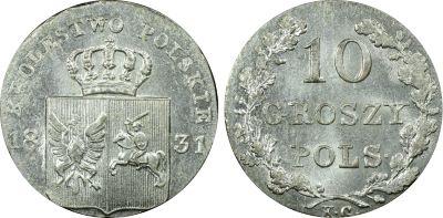 1831 KG 2 Zlote