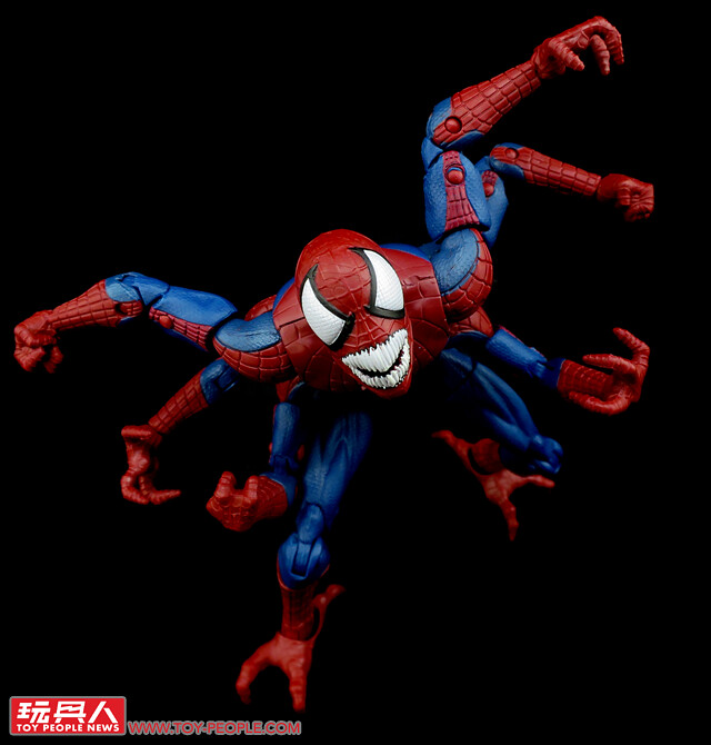 你最熟悉的好鄰居回來啦!孩之寶漫威傳奇系列「蜘蛛人:離家日」開箱報告