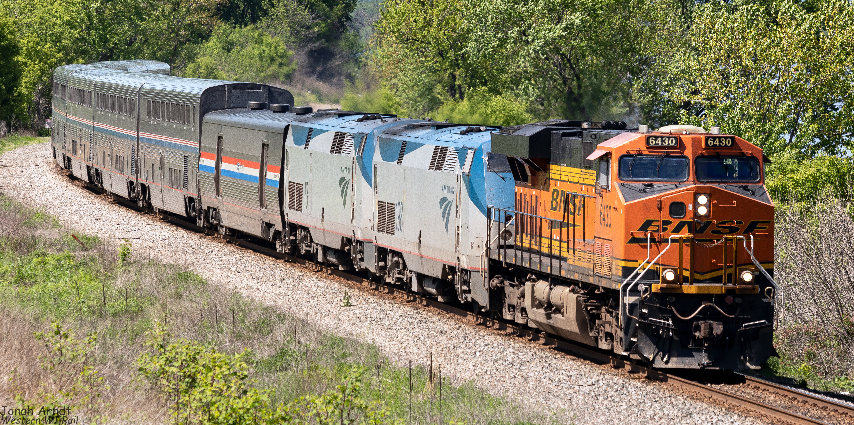 BNSF 6430