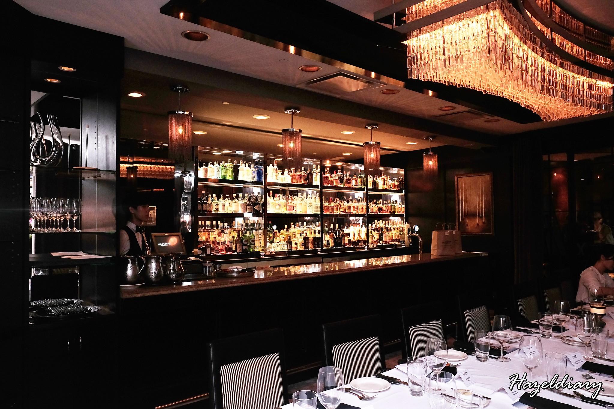 Morton's Steakhouse Mandarin Oriental