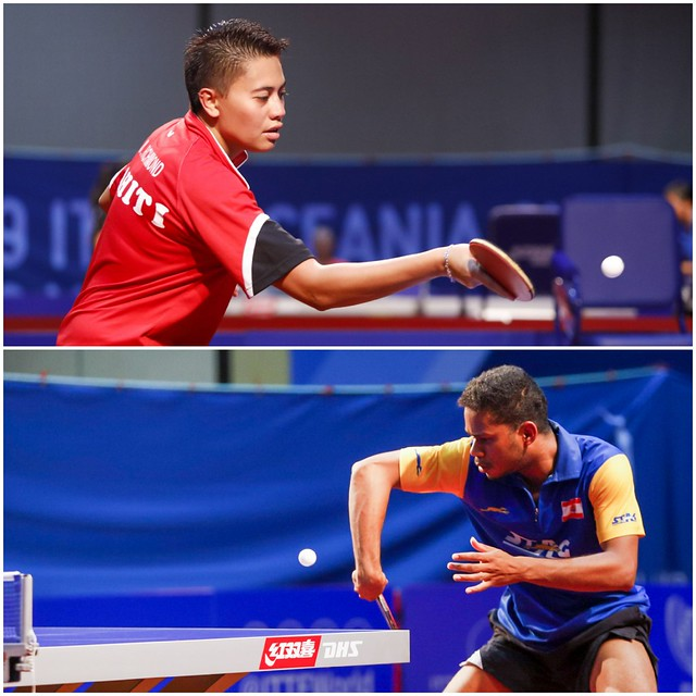 Day 2 - 2019 ITTF-Oceania Cup