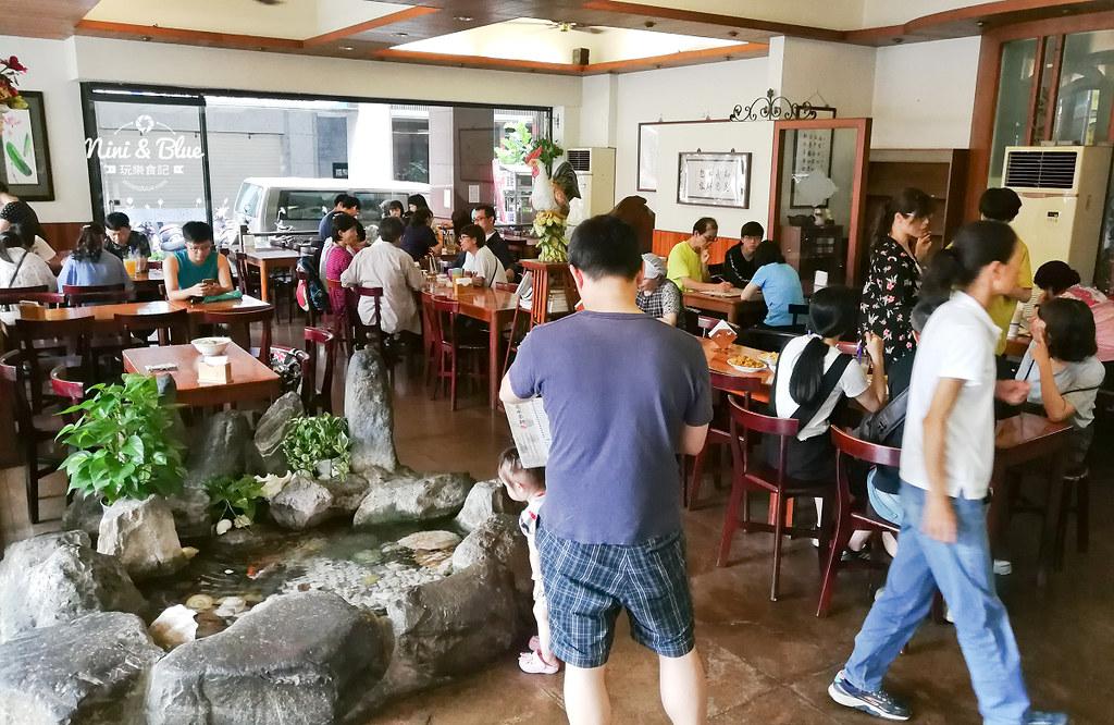 台中北區素食 若水茶軒 素食茶館05