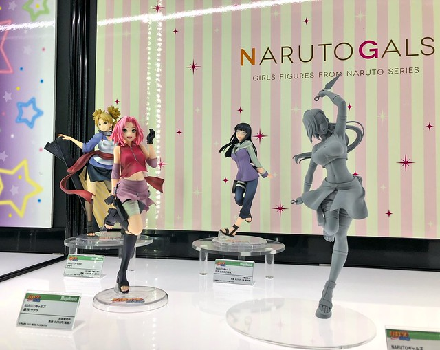【MEGAHOBBY EXPO 2019 Spring】日本 MEGAHOUSE(メガハウス)展出多款新作原型!