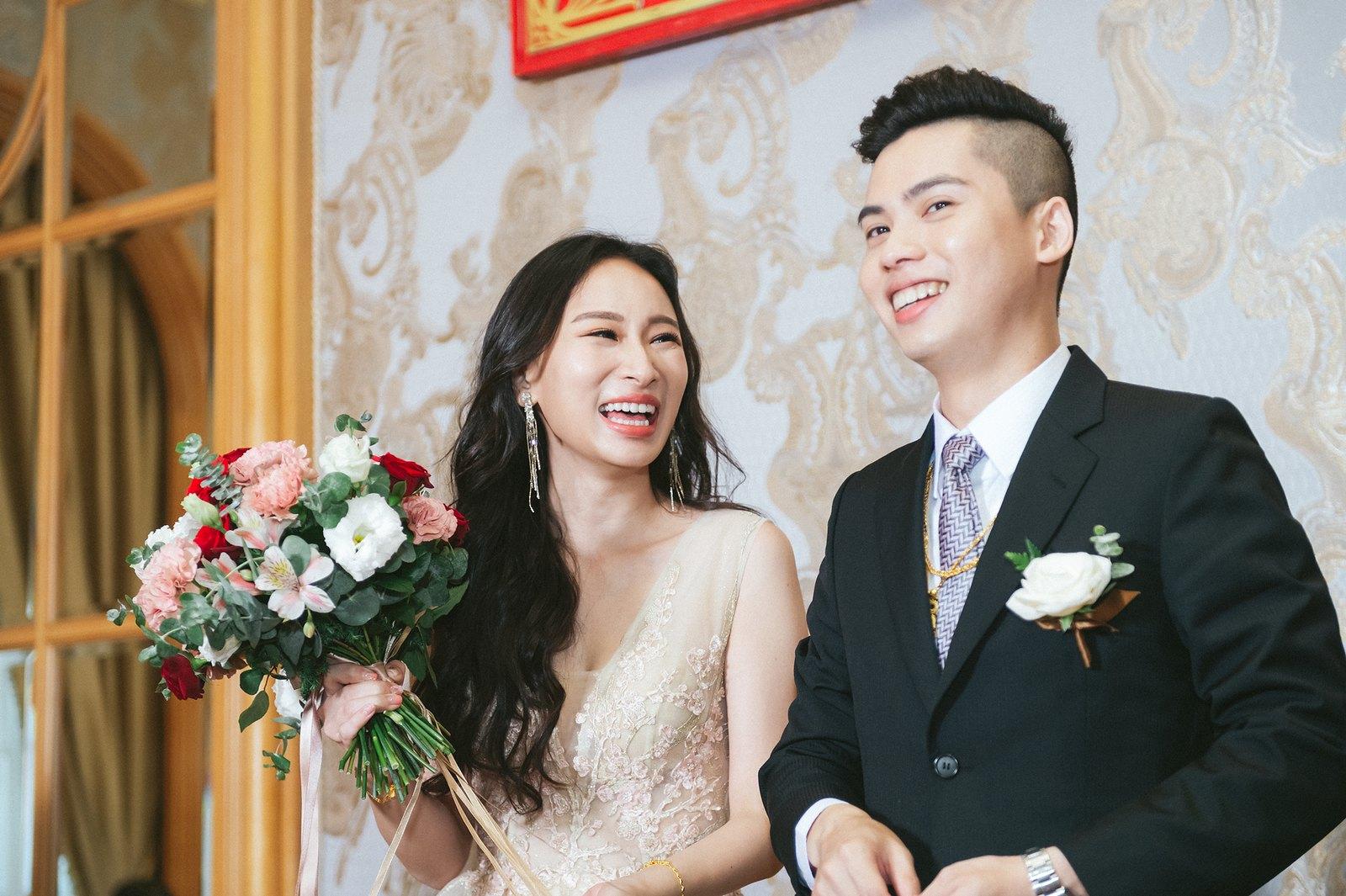 【婚攝】Michael & Susana / 台北西華飯店 / Sherwood