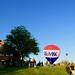 Balloons Over the Bavarian Inn