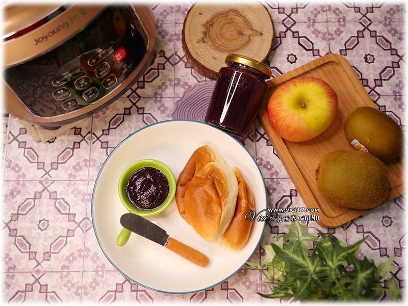 藍蘋果醬041
