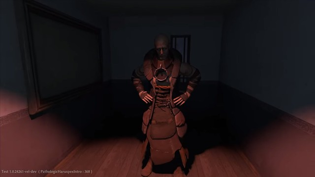 2 patológico - Las figuras oscuras