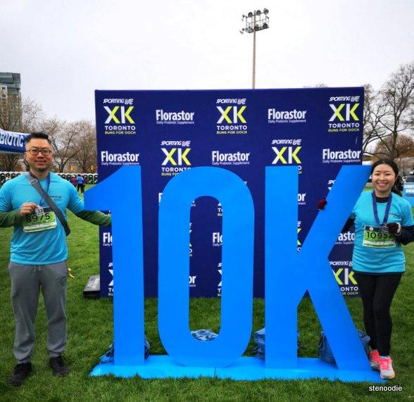 Sporting Life 10K in Toronto 2019