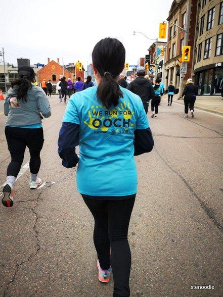 Sporting Life 10K Toronto runner