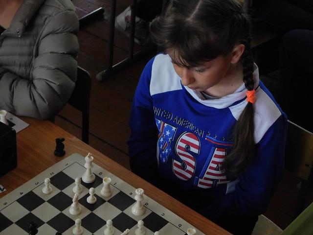шахматный турнир 18.05.2019