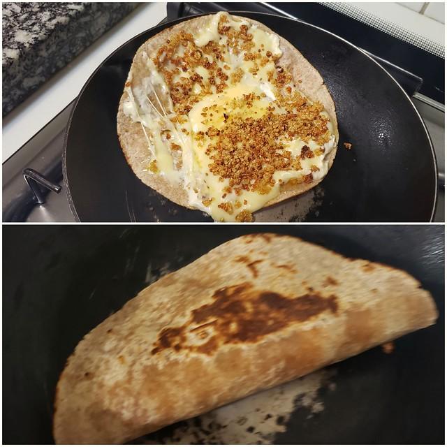 #260519 #jantar #sanduiche de queijo quente  #dinner #hot #cheese #sandwich