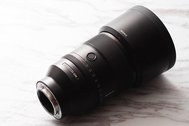 劃過回憶的一眼瞬間:Sony FE 135mm F1.8 G Master | 07