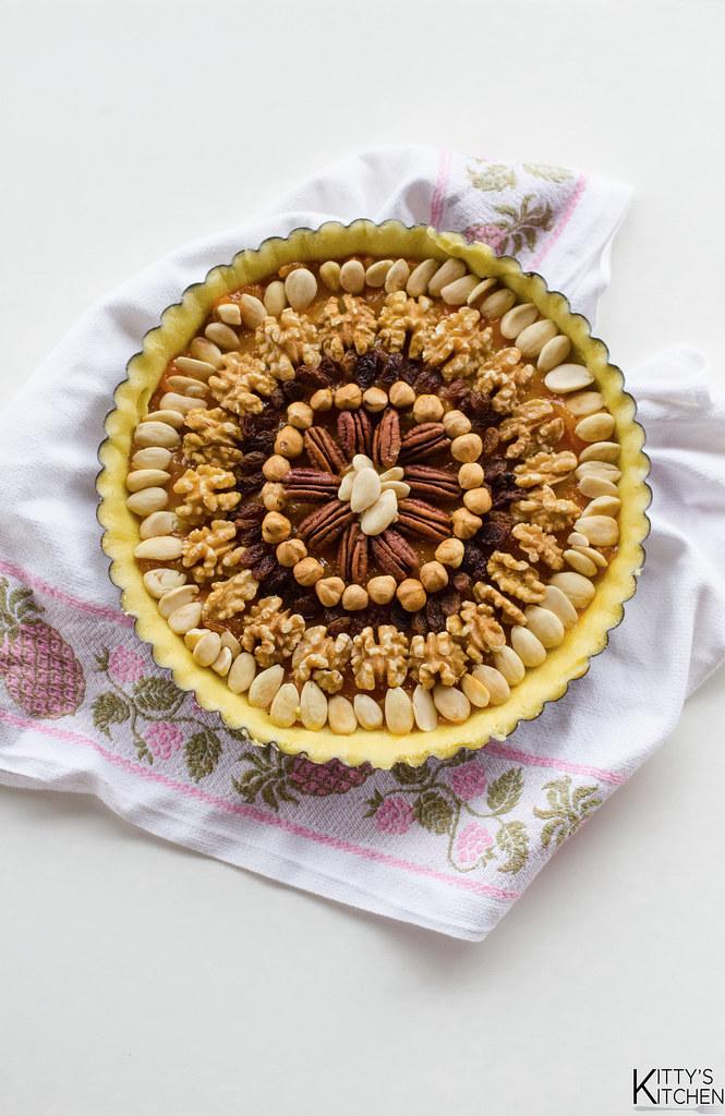 crostata con la frutta secca2