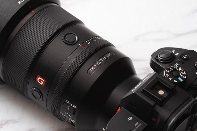 劃過回憶的一眼瞬間:Sony FE 135mm F1.8 G Master | 02