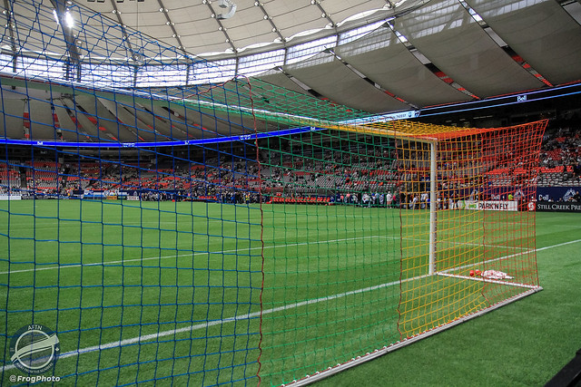 2019 MLS: Vancouver Whitecaps v FC Dallas (25/5/2019)