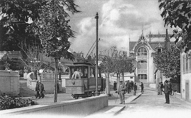 Trams d'Evian (France)