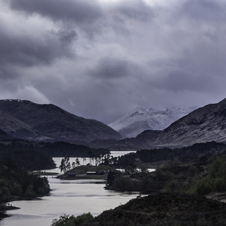 classic glen affric shot | by Scotland's Mountains